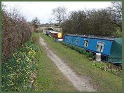 On the Macclesfield Canal