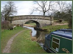 The canal at Fool's Nook