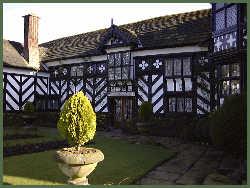 The 15C mansion