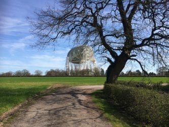 Jodrell Bank Telescope